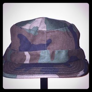 Authentic Proper Camouflage/ Camo Patrol Hat Cap